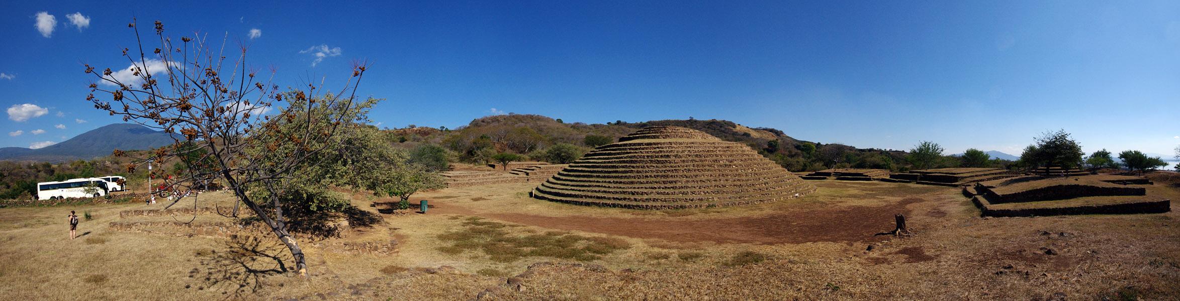 3500: mehhiko, guachimontones